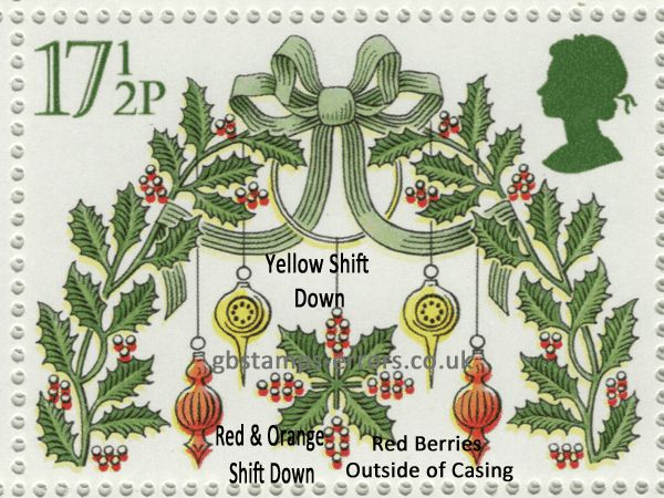 Commemoratives Xmas 1980