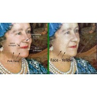 6203-GB-1129-X601-xe203-Queen-Mother-80th-Pink-Yellow-Face