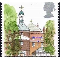 6461-SG1124-X600-17½p-R4-S4-Kensington-Palace-W453b-Black-Mark-RHS-small-window