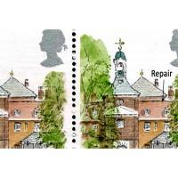 6463-xe463-SG1124-X600-17½p-S8-Kensington-Palace-Repair-above-upstairs-window