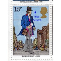 6854-MS1099-x654-Patch-on-Dress-Green-colour-shifts-Blue-Fold-in-dress-blue-scratch