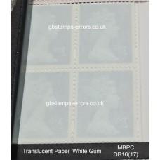 PR818-SG-HA8-MBPC-DB16(17)-T9-RC-Harrisons-4x2nd-Class-Plain-Translucent-Paper