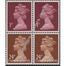 10031-Second-Class-loose-stamps-mint-umm-below-cost